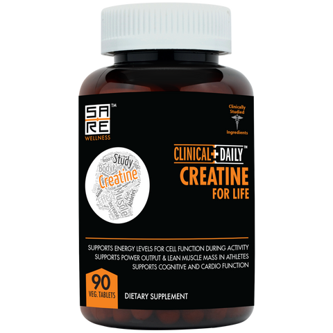 Creatine For Life - SaRe Wellness - Helping healthy families thrive