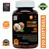 Image of Organic Coconut Oil Supplement - SaRe Wellness - Where Healthy Families Thrive