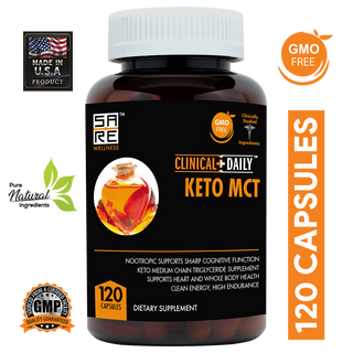Keto MCTs - SaRe Wellness - Helping healthy families thrive