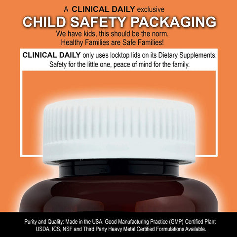 Image of CLINICAL DAILY Biotin For Beauty from SaRe Wellness - Where Healthy Families Thrive