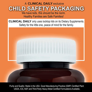 CLINICAL DAILY Biotin For Beauty from SaRe Wellness - Where Healthy Families Thrive