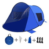UV 50+ Sun Shade Pop Up Beach Tent