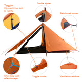Mosquito Net 1 Person Hiking Ultralight Tent