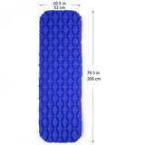 Waterproof Lightweight Aldi Outdoor Camping Mat
