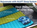 Ultralight Comfortable Backpacking Mattress Best as Tent Hammock Outdoor Pads, Compact Lightweight Camp Mats