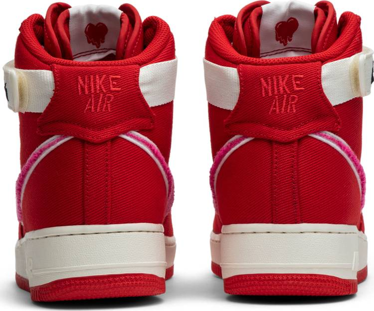"Air Force 1 High x Emotionally Unavailable ""Heart"" - Sneakers Online Store 
