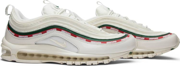 "Air Max 97 OG x Undefeated ""Sail"" - Sneakers Online Store 