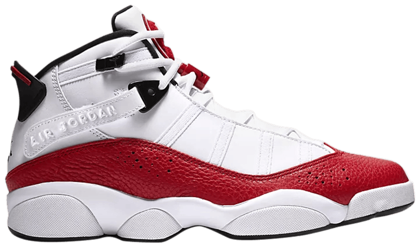 "Jordan 6 Rings ""White University Red"" - Sneakers Online Store 