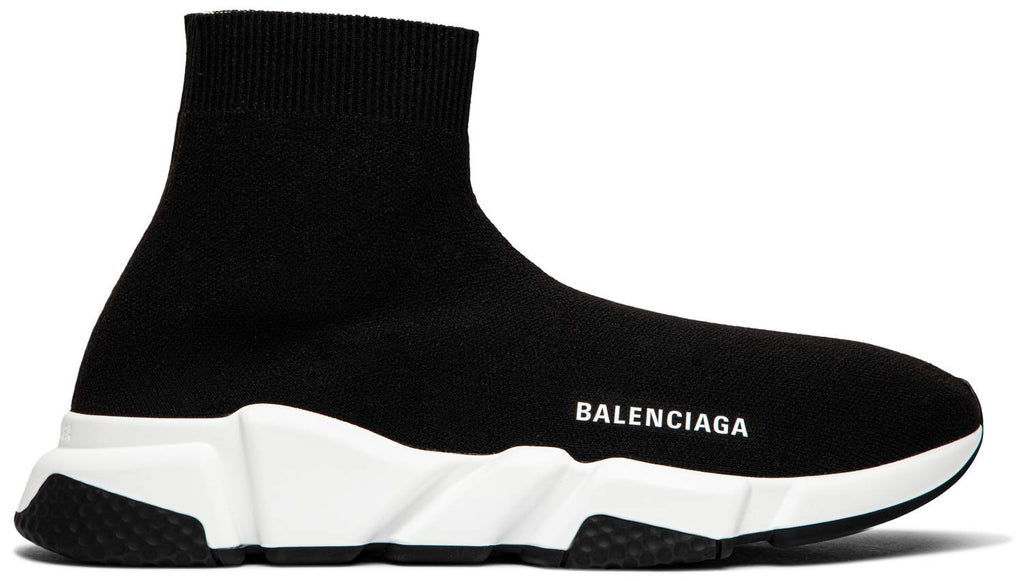 "Balenciaga Speed Trainer ""Black White"" - Sneakers Online Store 
