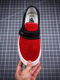 "Fear of God x Slip-On 47 DX ""Collection 2 Red Black"" - Sneakers Online Store 