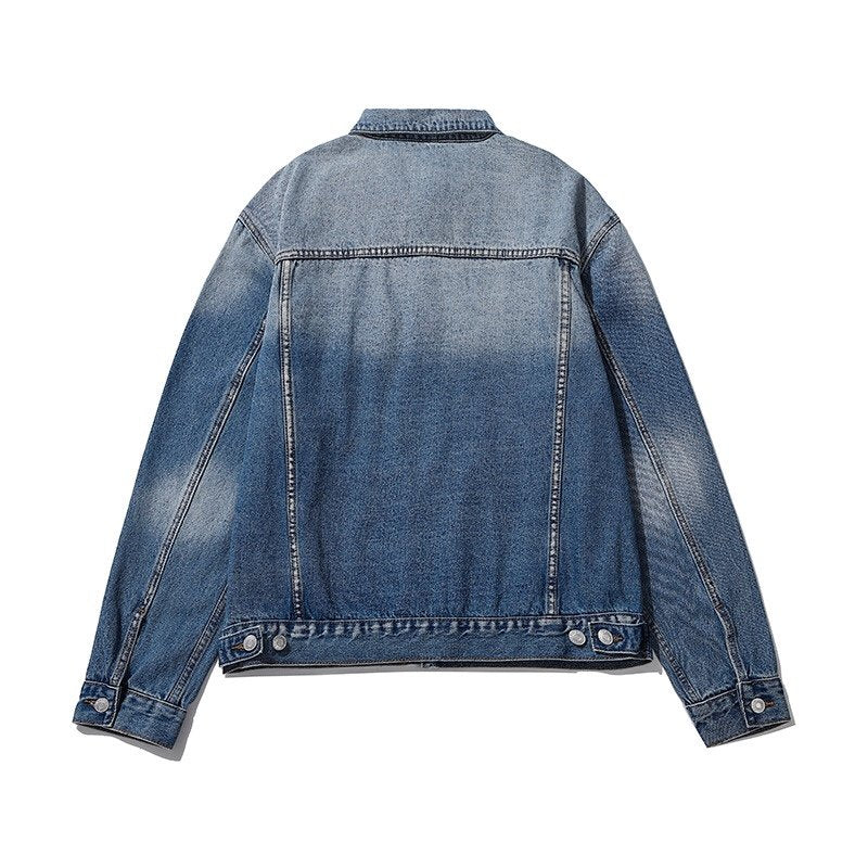 #0117 Balenciaga Denim Jacket