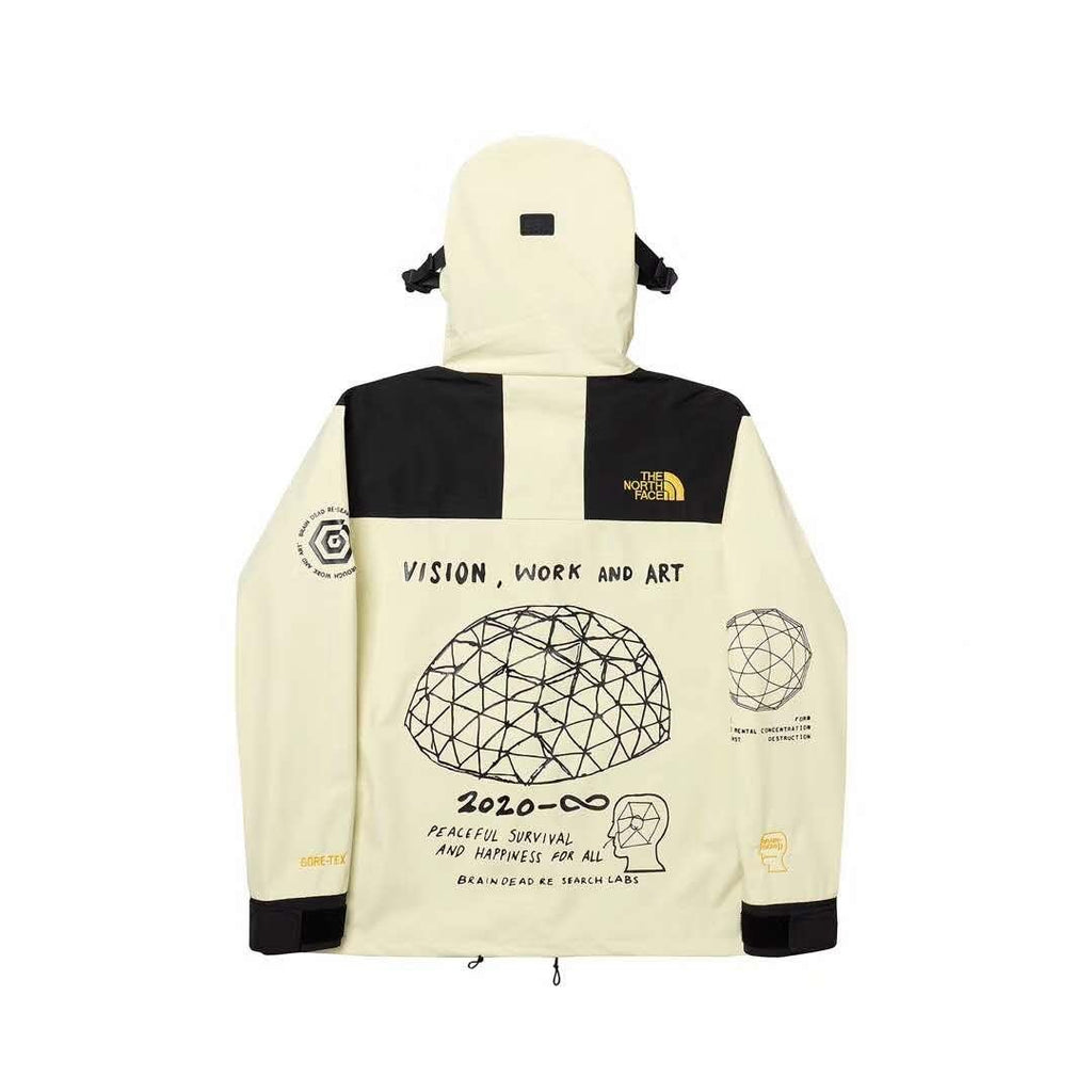 D03#  The North Face x Brain Dead