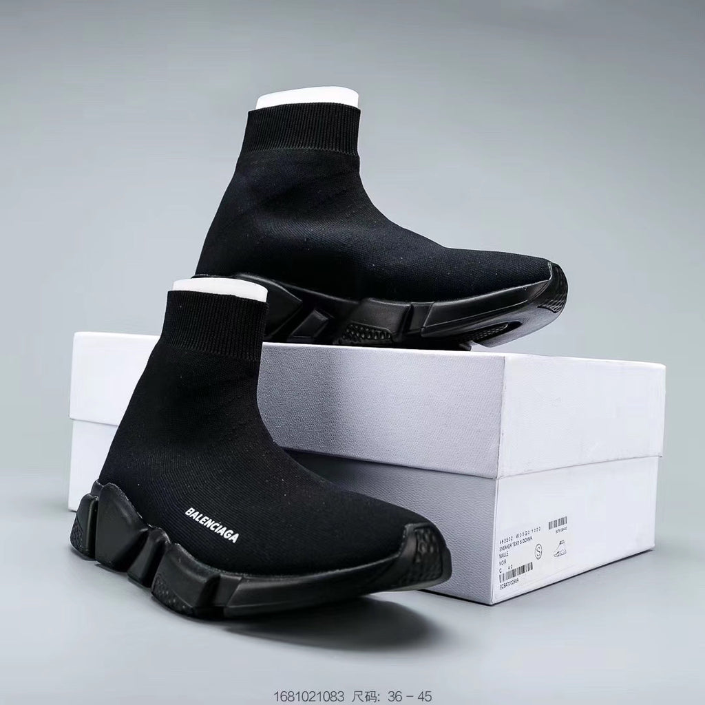 "Balenciaga Speed Trainer ""Black"" - Sneakers Online Store 