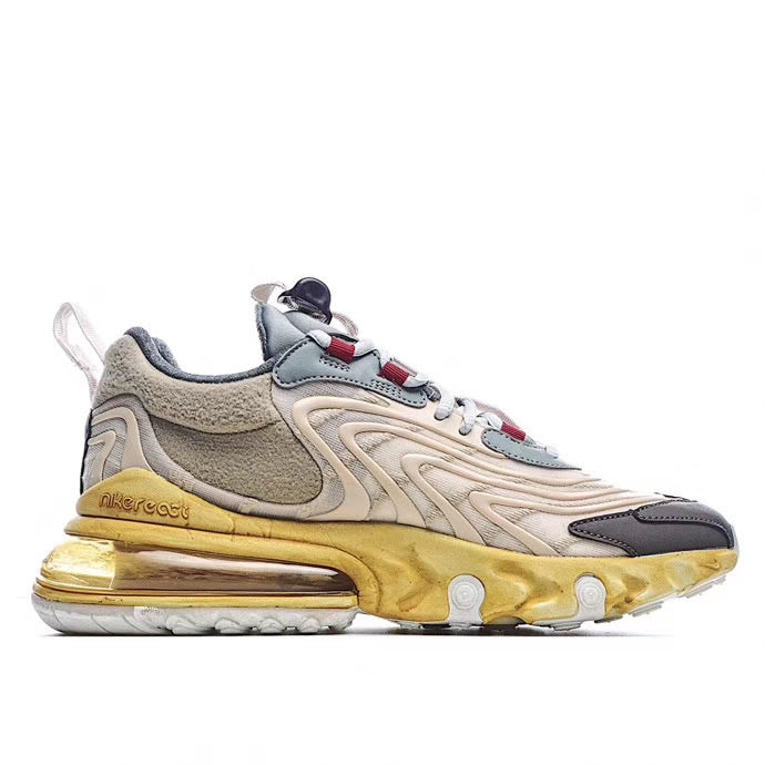 "Travis Scott x Air Max 270 React ""Cactus Trails"" - Sneakers Online Store 