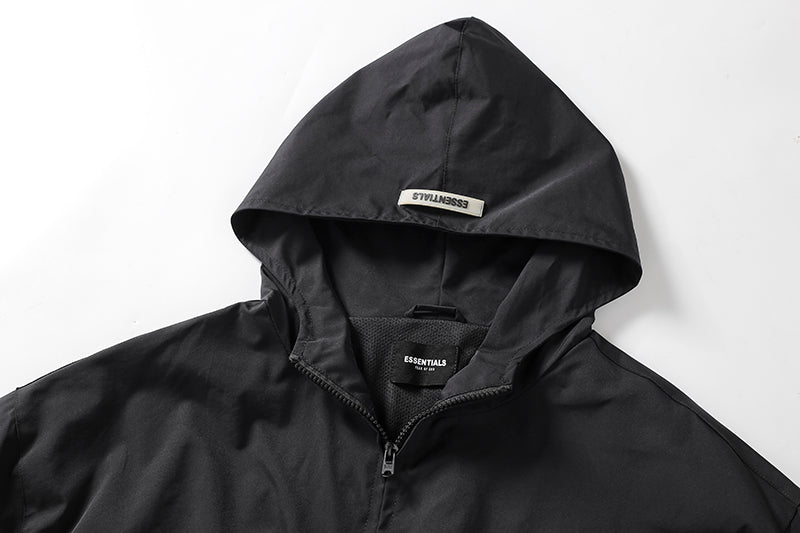 FEAR OF GOD FOG 19AW ESSENTIALS reflective jacket