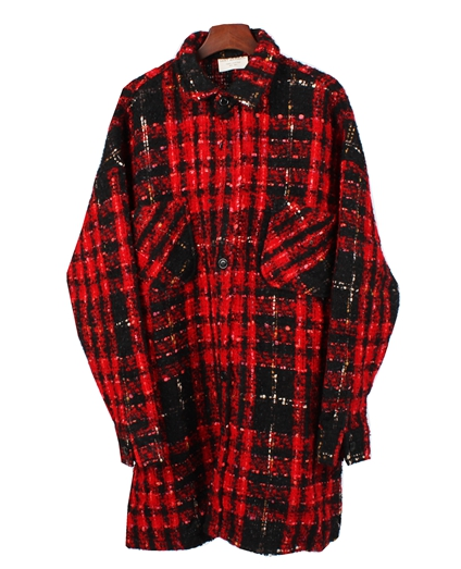 OVERSIZED WINTER FLANNEL
