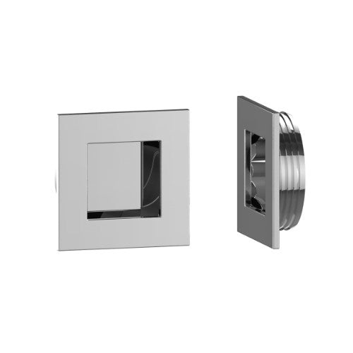 D307 - Sliding Door Square Finger Pull