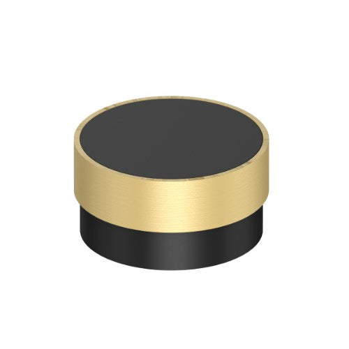 Cabinet Knob. Timber Cabinet Knob. Radio Knob 48mm dia with ring