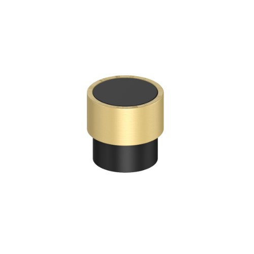 Cabinet Knob. Timber Cabinet Knob. Radio Knob 26mm dia with ring
