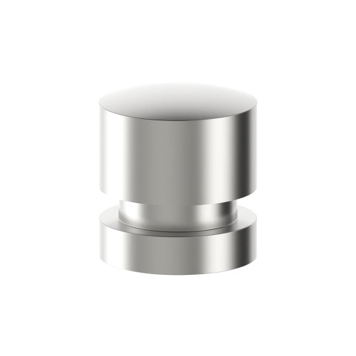K004 Cabinet Knob, Solid Stainless Steel, 20mm Ø, Projection 22mm