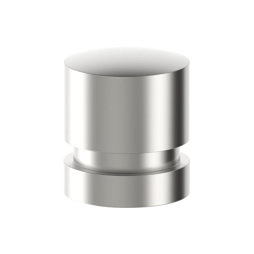 K004 Cabinet Knob, Solid Stainless Steel, 25mm Ø, Projection 28mm