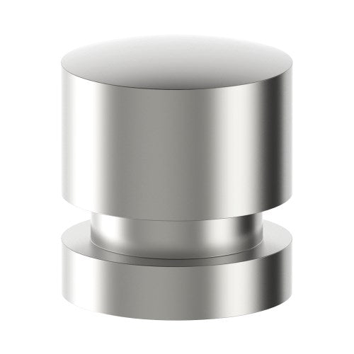 K004 Cabinet Knob, Solid Stainless Steel, 35mm Ø, Projection 38mm