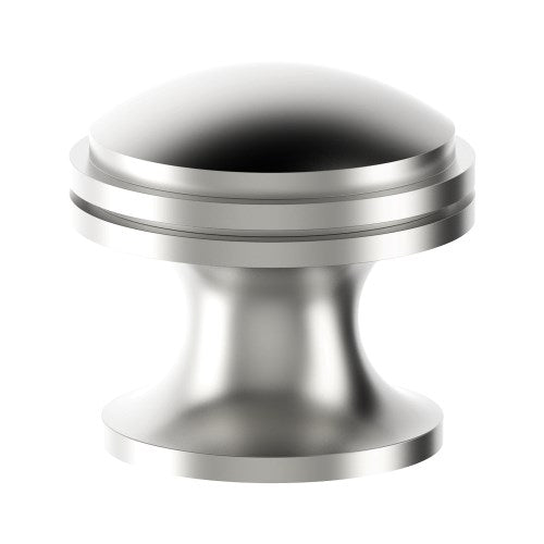 K005 Cabinet Knob, Solid Stainless Steel