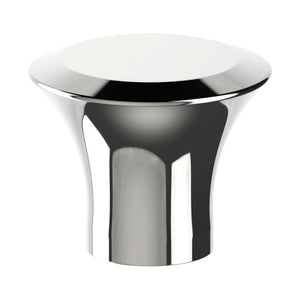 K006 Cabinet Knob, Solid Stainless Steel, 35mm Ø, Projection 35mm in Polished Stainless Steel