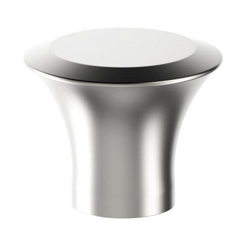 K006 Cabinet Knob, Solid Stainless Steel, 35mm Ø, Projection 35mm