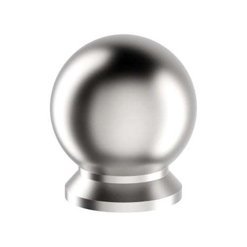 K007 Cabinet Knob, Solid Stainless Steel, 35mm Ø, Projection 40mm