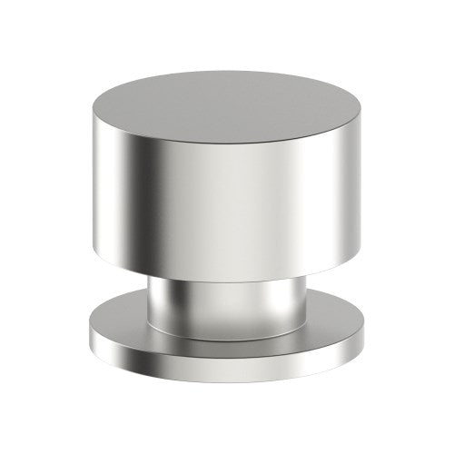K013 Cabinet Knob, Solid Stainless Steel, 35mm Ø, Projection 32mm