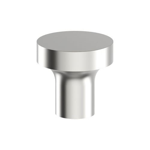 K014 Cabinet Knob, Solid Stainless Steel, 30mm Ø, Projection 30mm