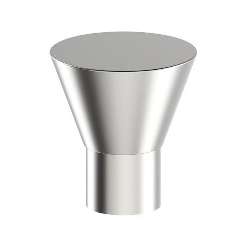 K016 Cabinet Knob, Solid Stainless Steel