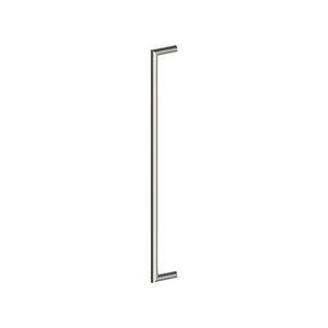 CETINA Entrance Pull Handles, Stainless Steel, 25mm Ø 600mm CTC (Back to Back Pair) - Style Finish Design Pty Ltd