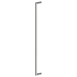 CETINA Entrance Pull Handles, Stainless Steel, 25mm Ø 800mm CTC (Back to Back Pair) - Style Finish Design Pty Ltd
