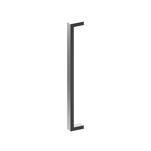 LINEA Entrance Pull Handles, Stainless Steel, 38mm x 25mm