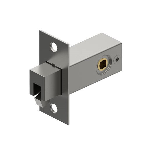 Tubular Sliding Door Latch with Locating Pin, 36mm Backset