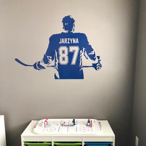 how-to-decorate-hockey-room