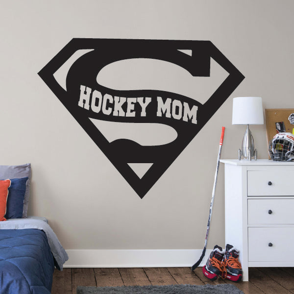 Hockey SuperMom