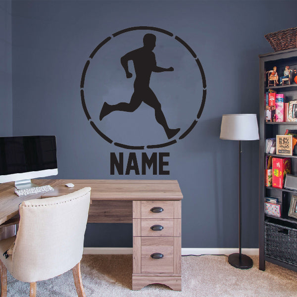 Personalized Runner with name
