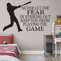 Baseball Motivational quotes