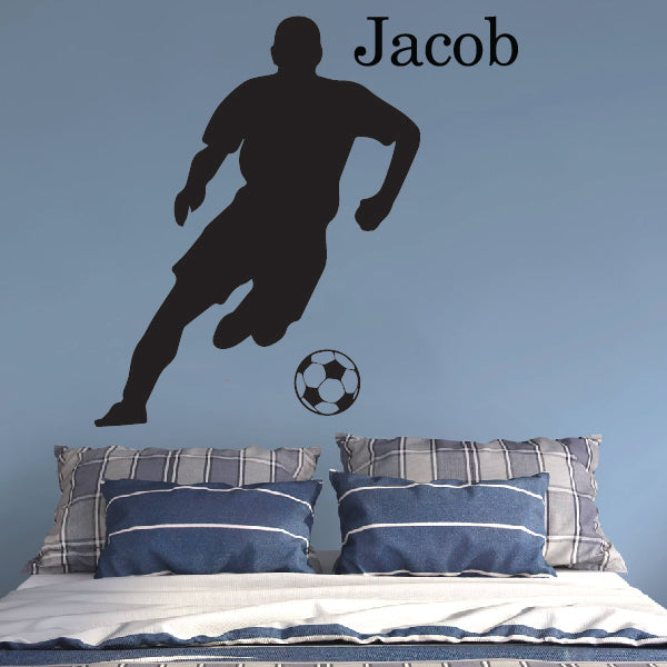 Side Name Soccer Player