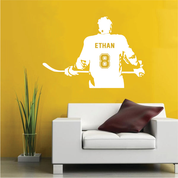 hockey room design
