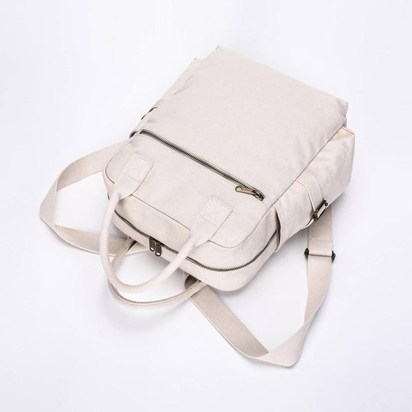 wantmustneed.com / Canvas Backpack | Stella Ivy [variant_title]
