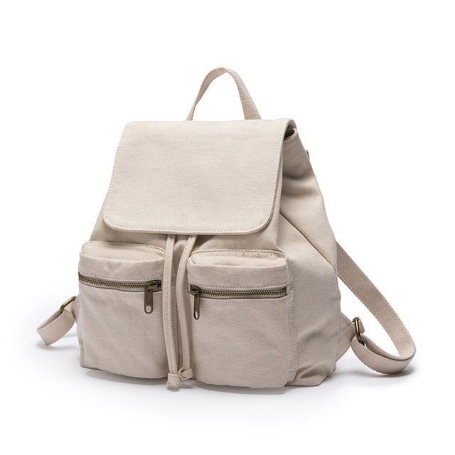 Canvas Backpack | Ella Mira