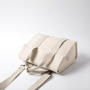 wantmustneed.com / Canvas one-shoulder bag | Luna Mia [variant_title]