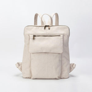 wantmustneed.com / Canvas Backpack | Emily Luna [variant_title]