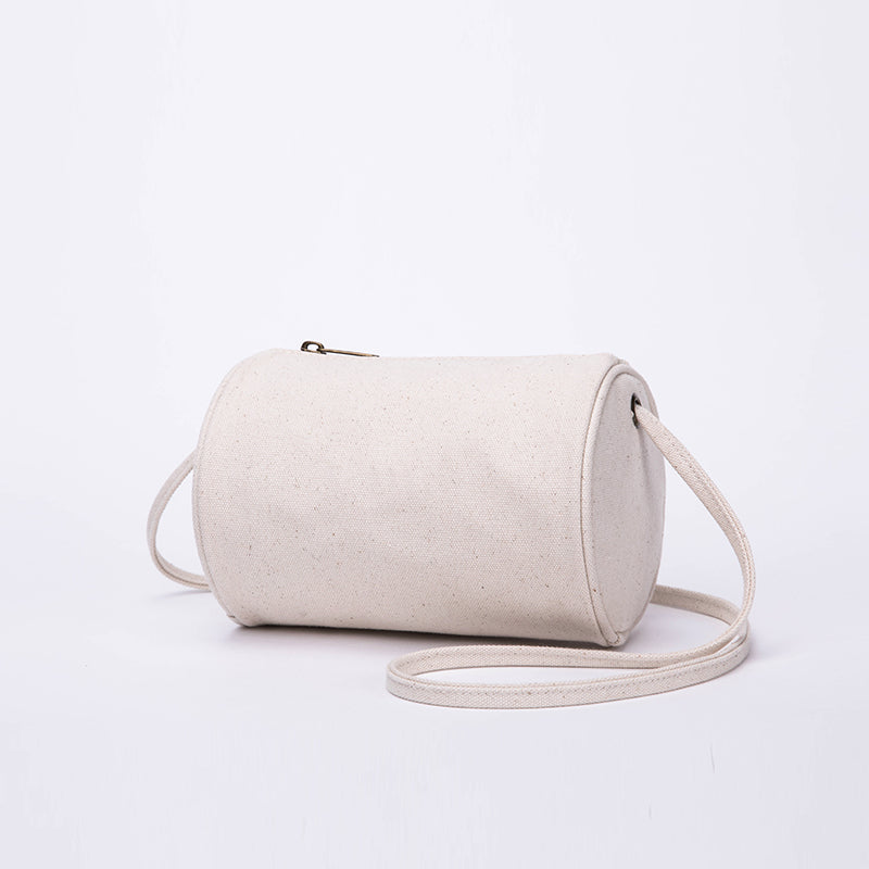 Canvas Shoulder Bag | Bella Isla