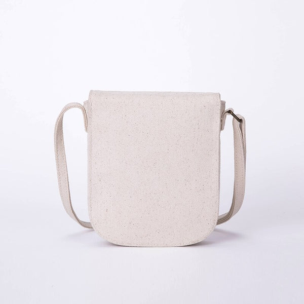 Canvas Shoulder Bag | Harper Ava