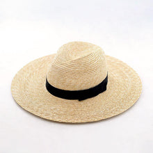 Load image into Gallery viewer, wantmustneed.com / Handmade Wide Brim Panama | Fine Raffia Straw [variant_title]
